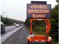 I love when construction personel have a sense of humor!