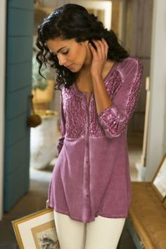 Anata Top from Soft Surroundings