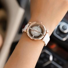 Cheap clock brand, Buy Quality clock lady directly from China clock female Suppliers: BGG brand Hollow women's Luxury Creative watch womens casual Watches leather ladies dress Quartz Wristwatch female clock hours Casual Watches, Watches For Men, Women's Watches, Luxury Watches, Mode Man, Ladies Dress Watches, Watch Brands, Fashion Watches, Bracelet Watch