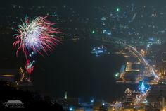 Fireworks of Hakodate Christmas Fantasy. https://www.facebook.com/hakodatepictorial