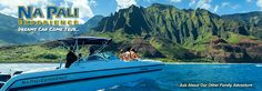 Na Pali Experience - 808-635-1131 - Napali Coast Boat Tours