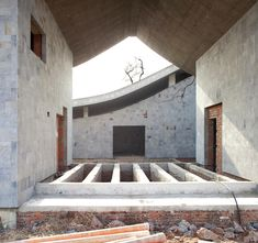 Gallery of Photography: Wang Shu Projects, by Clement Guillaume - 43