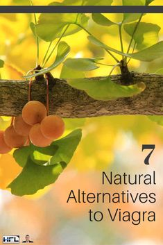 7 Natural Alternatives to Viagra Could there be a way to get the same effects that Viagra provides, but in an all-natural way that would prevent its negative side effects?  #Libido #Viagra #Natural