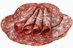 Salam de casa Romanian Food, Romanian Recipes, Smoking Meat, Charcuterie, Carne, Sausage, Avocado, Mai, Ham