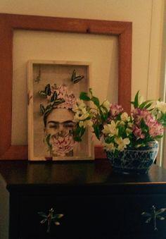 Frida khalo By carol Aquino