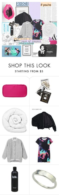 """-- a total looker but she's jaded"" by feels-like-snow-in-september ❤ liked on Polyvore featuring Chanel, PAM, Assouline Publishing, Brinkhaus, Monki, nvnbg, melsunicorns and gottatagrandomn3ss"