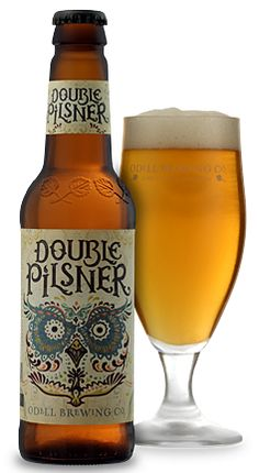 Double Pilsner - Odell Brewing Company - Not a huge Pilsner fan but this had a little more flavor and heartier than most domestic style pils.