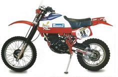 Honda XL 600 Rally (1982)