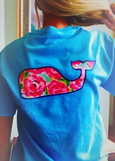 Vineyard vines and Lilly Pulitzer