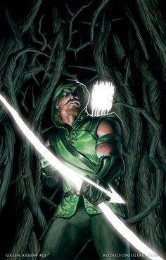 Green Arrow!