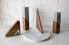 Salvaged Timber Trophy Collection | Design Awards