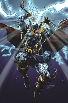 Thor by Stephen Segovia