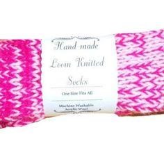 Pink #Handmade #Retro #Socks Custom orders being taken now for #christmas Next Day Delivery www.retrosheep.com  #etsy #socks #knitterofinstagram #loveit #etsyknits