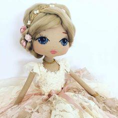 Home of the new generation of luxurious and heartfelt sentimental keepsake dolls. Mermaid Dolls, Doll Eyes, Pretty Dolls, Waldorf Dolls, Doll Hair, Soft Dolls, Custom Dolls, Fabric Dolls, Handmade Toys