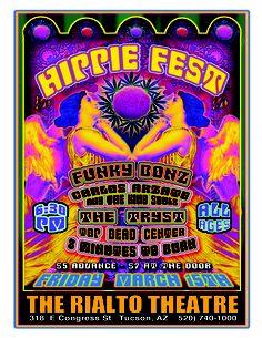 Hippie Fest - 3/15/13
