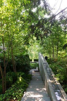 jardin mucha inclinacion - Buscar con Google