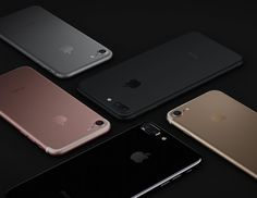 Linxspiration — The new iPhone 7 now comes in two new colours. Jet... Iphone 7 Plus, Iphone 6, Free Iphone, Iphone 32gb, Iphone Event, Sell Iphone, Iphone Price, Wallpaper Original, K Wallpaper