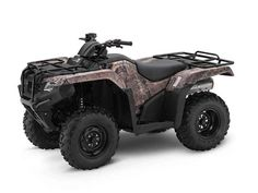 New 2017 Honda FourTrax Rancher 4x4 Camo (TRX420FM1) ATVs For Sale in Massachusetts. 2017 Honda FourTrax Rancher 4x4 Camo (TRX420FM1), Something For Just About Everyone.Any mechanic, woodworker, tradesman or craftsman knows that the right tool makes the job a whole lot easier. And having the right tool means having a choice. We've all seen someone try to drive a screw with a butter knife, or pound a nail with a shoe heel. The results are never pretty.Honda's FourTrax Rancher line are premium…