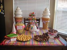 lots and lots of kids party ideas