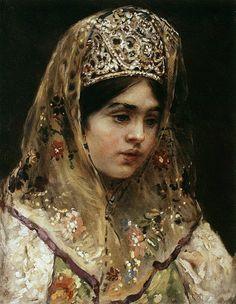Portrait 92. Константин Егорович Маковский