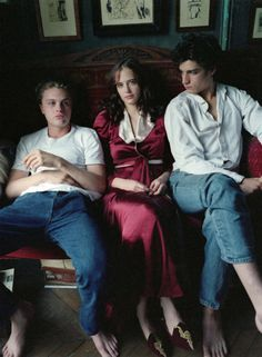 The Dreamers - one of my favorite movie casts