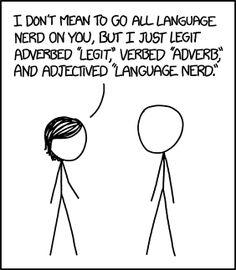 Language Nerd - xkcd.com