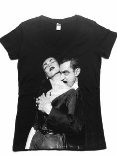 Vampira , Plan 9, Vampire, Dracula. $15.00, via Etsy.
