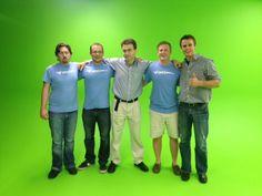 Rover Men!  #RoverTown #GreenScreen