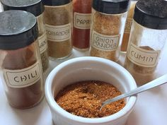 Wish Upon A Chef: Make your own taco seasoning