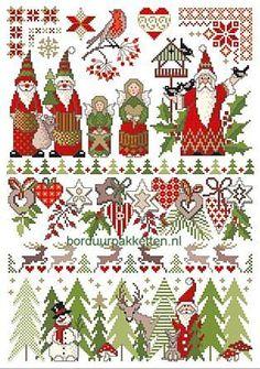 kerst kleed maken