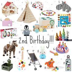 Geschenke – zweiter und dritter Geburtstag und Weihnachten! Die schönsten Geschenkideen zum Geburtstag und Weihnachten für Kinder.