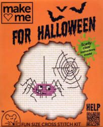brand new mouseloft halloween ghost cross stitch kit we can see them either as invite - Halloween Party At Work