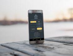 App: Strikkekalkulator til Android – GodTid Nintendo Wii Controller, Galaxy Phone, Android, App, Apps