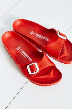 3ae78470df4 Birkenstock Madrid EVA Slide Sandal - Urban Outfitters Birkenstock Eva