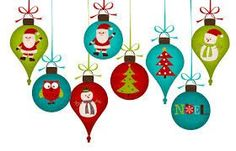 Christmas ornaments images clip art 1 in christmas ornaments clipart free collection - ClipartXtras Christmas Images Clip Art, Xmas Clip Art, Modern Christmas Ornaments, Christmas Pictures, Christmas Decorations, Christmas Christmas, Christmas Trivia, Christmas Flowers, Christmas Pudding
