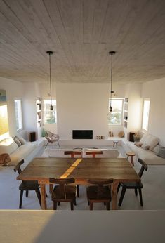 Maison Kamari in Paros by React Architects – Travel – Design. / Visual.
