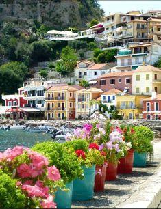 Beautiful Parga , Greece , from Iryna