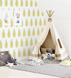 moderne Kinderzimmer von Humpty Dumpty Room Decoration