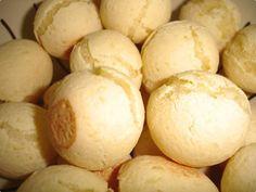 Pao de Queijo Recipe English / Portuguese (Bread of Cheese)