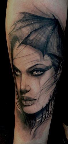 Vamp Jolie