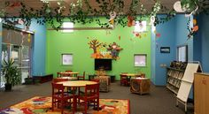new Family Place space at the Pasadena Public Library just out of Houston.