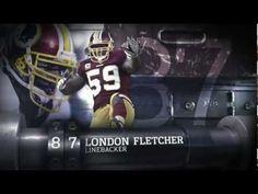 London Fletcher #87 : Top 100 Players of 2012