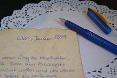DIY Vintagepapier Blog, Diy Presents, Draw, Creative