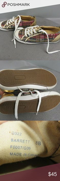 👉Coach😸 Love them it excellent condition barely wore.... Coach Shoes Sneakers