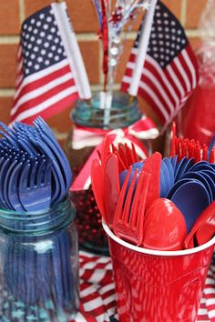 July 4th decoration ideas