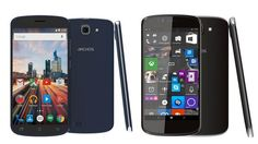 Can't decide between a Windows and Android phone? Archos has both for a budget price  http://cnet.co/1MRzO54