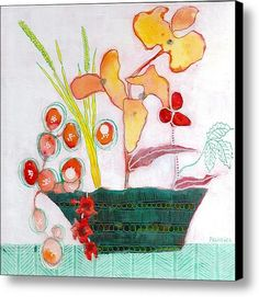 In Honolulu Canvas Print / Canvas Art By Sandrine Pelissier