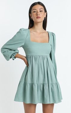 Cute Casual Outfits, Casual Summer Dresses, Simple Dresses, Pretty Outfits, Pretty Dresses, Short Dresses, Mini Dresses, White Mini Dress, Classy Dress