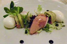 Grande Cuisine im Grand Hotel - Enricos Reisenotizen