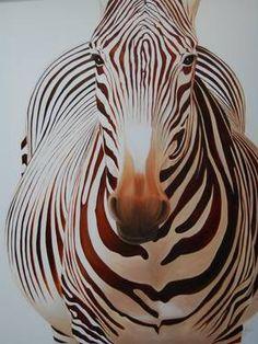 "Saatchi Art Artist Oonagh Stewart; Painting, ""African"" #art"